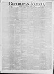 Republican Journal: Vol. 41, No. 49 - June 15,1871