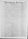 Republican Journal: Vol. 41, No. 51 - June 29,1871
