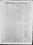 Republican Journal: Vol. 42, No. 3 - July 27,1871
