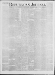 Republican Journal: Vol. 42, No. 9 - September 07,1871