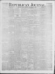 Republican Journal: Vol. 42, No. 10 - September 14,1871