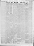 Republican Journal: Vol. 42, No. 13 - October 05,1871