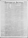 Republican Journal: Vol. 42, No. 17 - November 02,1871