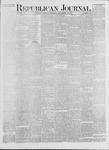 Republican Journal: Vol. 42, No. 20 - November 23,1871
