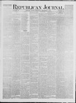 Republican Journal: Vol. 42, No. 22 - December 07,1871