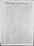 Republican Journal: Vol. 42, No. 23 - December 14,1871