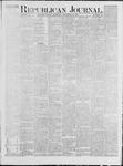 Republican Journal: Vol. 42, No. 24 - December 21,1871