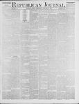 Republican Journal: Vol. 45. No. 27 - January 07,1875