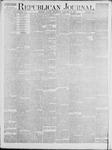Republican Journal: Vol. 45. No. 28 - January 14,1875
