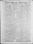Republican Journal: Vol. 45. No. 37 - March 18,1875