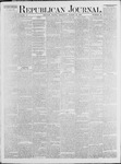 Republican Journal: Vol. 45. No. 38 - March 25,1875