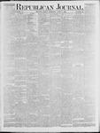 Republican Journal: Vol. 45. No. 39 - April 01,1875