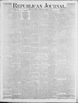 Republican Journal: Vol. 45. No. 40 - April 08,1875