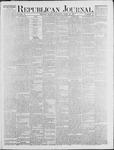 Republican Journal: Vol. 45. No. 41 - April 15,1875