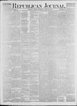 Republican Journal: Vol. 45. No. 42 - April 22,1875
