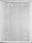 Republican Journal: Vol. 45. No. 44 - May 06,1875