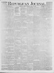 Republican Journal: Vol. 45. No. 45 - May 13,1875