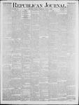 Republican Journal: Vol. 45. No. 48 - June 03,1875