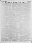 Republican Journal: Vol. 45. No. 49 - June 10,1875