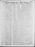 Republican Journal: Vol. 45. No. 51 - June 24,1875