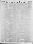 Republican Journal: Vol. 45. No. 52 - July 01,1875