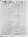 Republican Journal: Vol. 46. No. 7 - August 19,1875