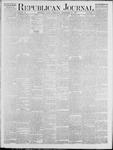 Republican Journal: Vol. 46. No. 11 - September 16,1875
