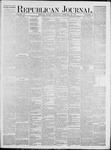 Republican Journal: Vol. 47, No. 33 - February 15,1877