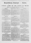 Republican Journal: Vol. 47, No. 34 - February 22,1877