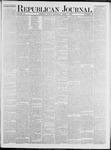 Republican Journal: Vol. 47, No. 49 - June 07,1877