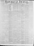 Republican Journal: Vol. 53, No. 9 - March 03,1881