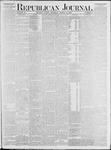 Republican Journal: Vol. 53, No. 11 - March 17,1881