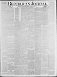 Republican Journal: Vol. 53, No. 23 - June 09,1881