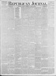 Republican Journal: Vol. 53, No. 25 - June 23,1881