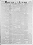 Republican Journal: Vol. 53, No. 26 - June 30,1881