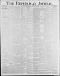 Republican Journal: Vol. 56, No. 6 - February 07,1884