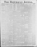 Republican Journal: Vol. 56, No. 7 - February 14,1884