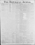 Republican Journal: Vol. 56, No. 11 - March 13,1884