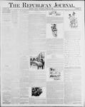 Republican Journal: Vol. 56, No. 13 - March 27,1884