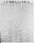 Republican Journal: Vol. 56, No. 14 - April 03,1884