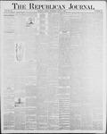 Republican Journal: Vol. 56, No. 23 - June 05,1884