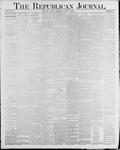 Republican Journal: Vol. 56, No. 27 - July 03,1884