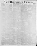 Republican Journal: Vol. 56, No. 32 - August 07,1884