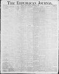Republican Journal: Vol. 56, No. 37 - September 11,1884