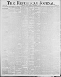 Republican Journal: Vol. 56, No. 39 - September 25,1884