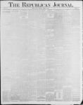 Republican Journal: Vol. 56, No. 44 - October 30,1884