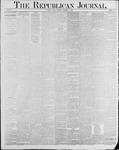 Republican Journal: Vol. 56, No. 48 - November 27,1884