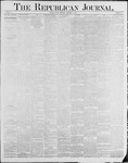 Republican Journal: Vol. 56, No. 49 - December 04,1884