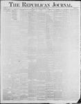 Republican Journal: Vol. 56, No. 50 - December 11,1884