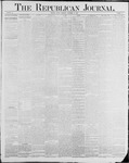 Republican Journal: Vol. 56, No. 51 - December 18,1884